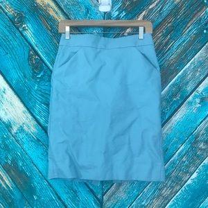J. Crew Professional The Pencil Skirt